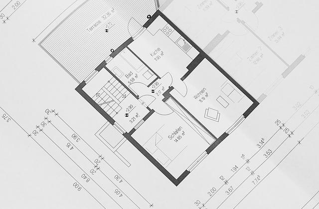 bouwplan vierkante meters