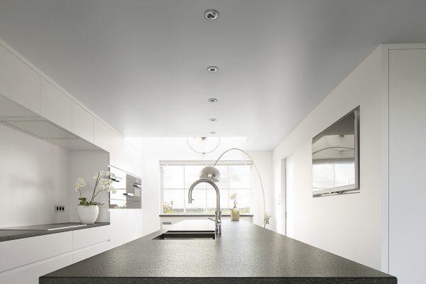 Keuken prjis van een spanplafond